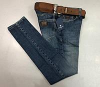 Мужские джинсы Givenchy D5578 темно-синие