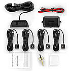 Парковочная система Premium Parking SW858K4 c LED дисплеем Черная AS101005324, КОД: 147392, фото 4