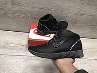 Зимние кроссовки в стиле Nike, фото 1