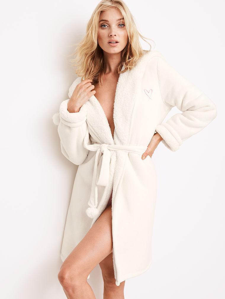 3ef5b881623ef Плюшевый халат Victoria's Secret M-L - Интернет-магазин