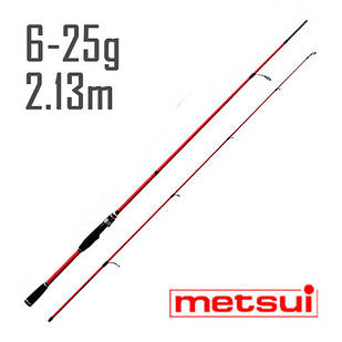 Спиннинг Metsui Reflex 702M 2.13m 6-25g Ex-Fast