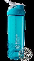 BlenderBottle SportMixer Promo Sleek 820 ml Aqua (Original)