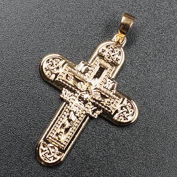 """Кулон в виде Крестика """"Jacobus"""" Xuping( Хьюпинг)"""
