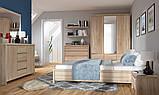 Кровать LOZ160 (каркас) Каспиан , БРВ, фото 4