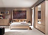 Кровать LOZ160 (каркас) Каспиан , БРВ, фото 3
