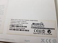 Планшет б.у  Apple iPad (iPad 3) Wi-Fi + GSM модуль 64GB  black (MD371FD/A)