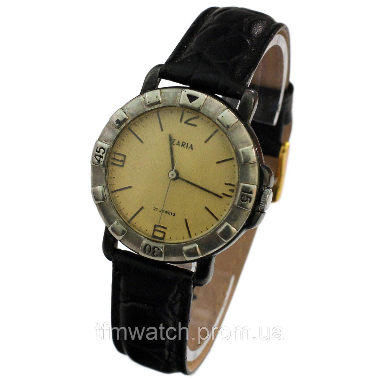 afa8c184 Часы Заря 21 камень - Магазин старинных, винтажных и антикварных часов  TFMwatch в России
