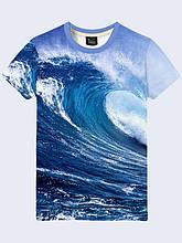 Мужская футболка 3D тм Vilno