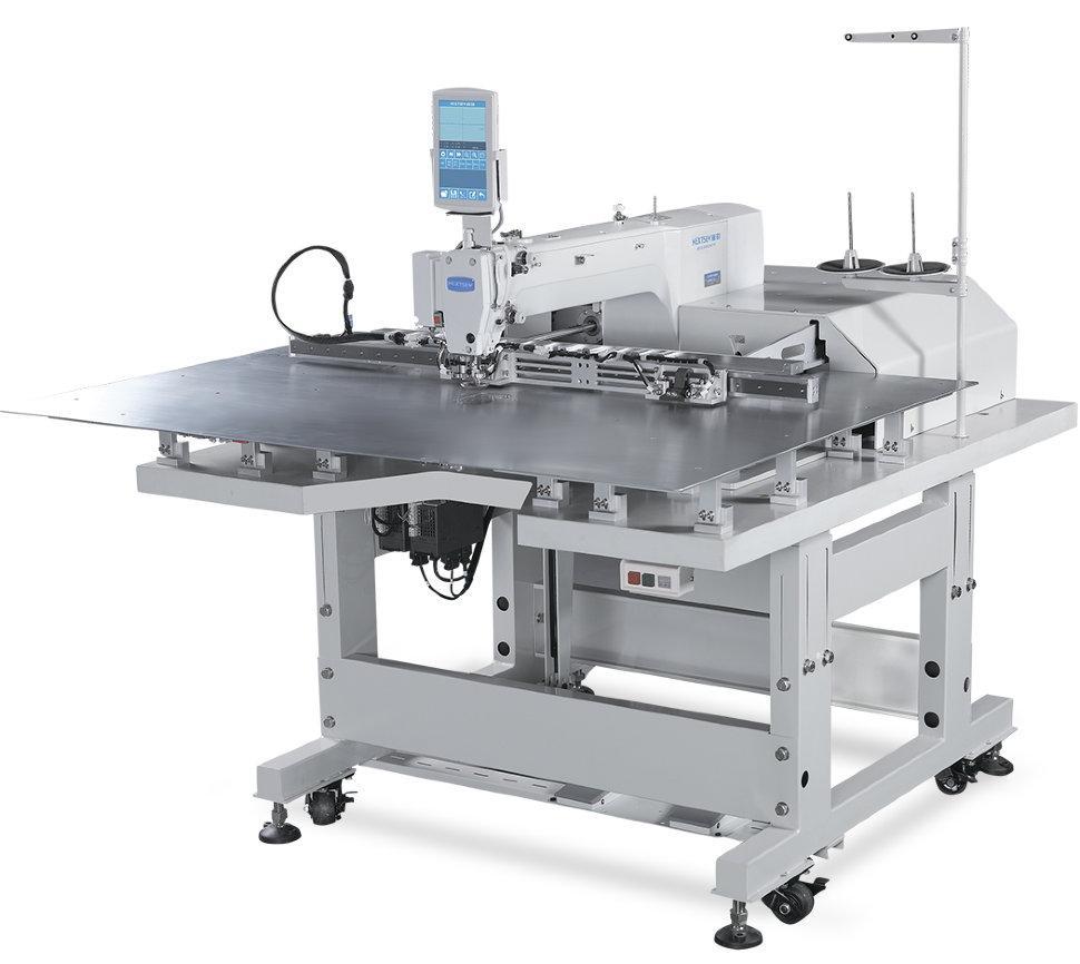 Nextsew NS-6040GH, компьютерный швейный автомат шаблонного шитья, рабочая площадь 600 x 400 мм