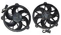 Вентилятор осн радиатора D340 6 лопастей 2 пина 1.6MJET 2.0MJET FIAT SCUDO 2007-  1489767080, 1494742080