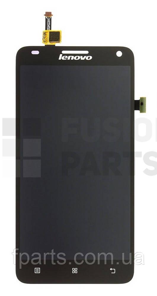 Дисплей Lenovo S580, с тачскрином Original