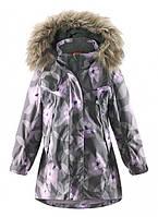 Куртка зимняя для девочки Reima Reimatec Muhvi 521466, цвет 9392