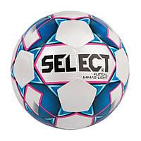 Детский мяч для футзала (мини-футбола) SELECT MIMAS LIGHT (размер 4)
