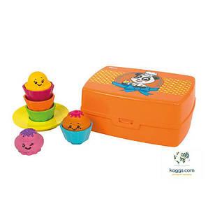 Развивающая игрушка-сортер «Веселые капкейки» T72546 d Tomy