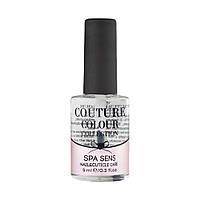 Ср-во для ухода за ногтями и кутикулой COUTURE Colour SPA SENS 9мл