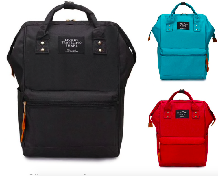 5fb968aa9baf Рюкзак женский сумка городской школьный Living - Интернет-магазин