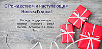 С Рождеством и наступающим Новым Годом!