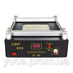 Преднагреватель AIDA 853 инфракрасный, керамический с цифровой индикацией