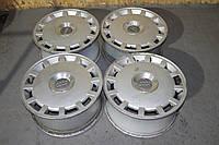 Оригинальные литые диски Audi R17 5x112 ET 48