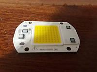 Светодиод 30w 220v 6000K LEd Smart IC светодиодная матрица 30w с драйвером на борту