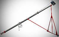 Шнековый погрузчик (транспортер, шнек) диаметром 110 мм, длинной 2 метра