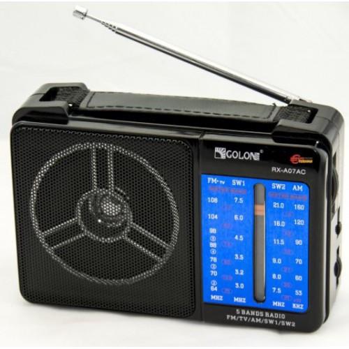 Радиоприемник GOLON RX-A07AC 8241, КОД: 299980
