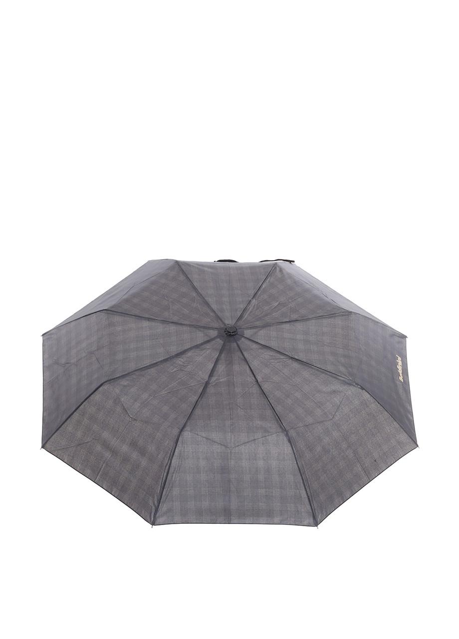 Зонт-полуавтомат Baldinini Серо-коричневый 579, КОД: 185787