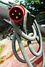 Шнековый транспортер (гвинтовий навантажувач) диаметром 110 мм, длиною 9 метров, фото 6