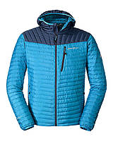 Куртка Eddie Bauer Mens MicroTherm StormDown M Голубой 0856WE-M, КОД: 305203