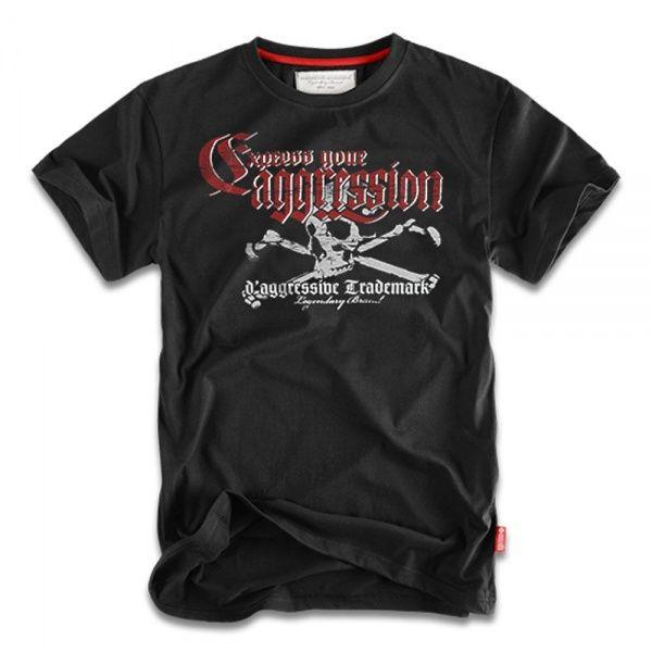 Футболка Dobermans Aggression XXL Черный TS20BK-XXL, КОД: 274197