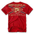 Футболка Dobermans Nord Division L Красная TS29RD, КОД: 272591, фото 2