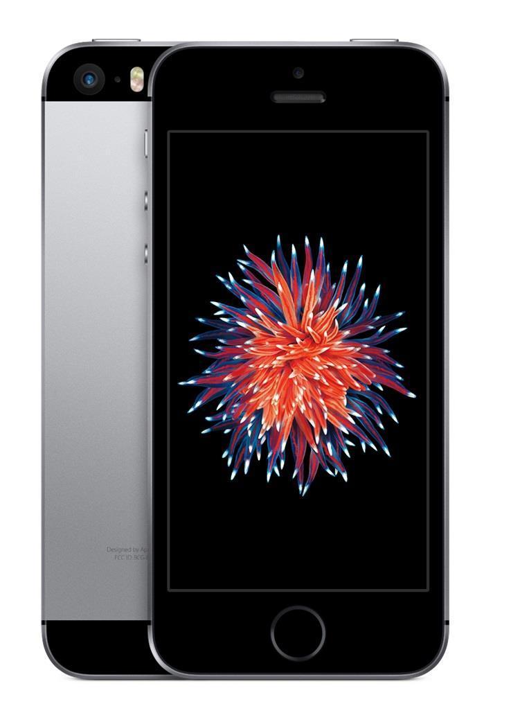 Apple iPhone SE 64GB Refurbished Space Gray MLM62 1221290, КОД: 101849