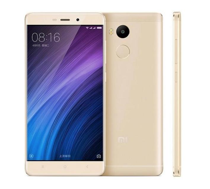 Xiaomi Redmi 4 Prime 3 32GB Gold 1221416, КОД: 101894