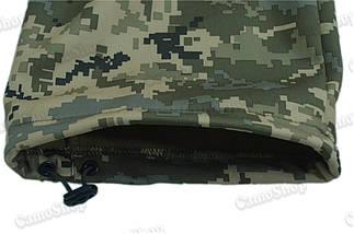 Штаны Soft Shell 5000 пиксель ММ14, фото 3
