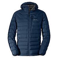 Куртка Eddie Bauer Mens Downlight StormDown Hooded Jacket MED S INDIGO 3733MIND-S, КОД: 260479