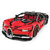 "Конструктор ""Автомобиль Bugatti Chiron"" Lepin 20086B 4031 деталь, фото 2"