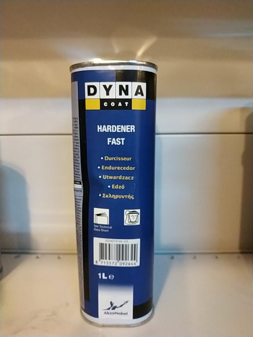Универсальный отвердитель быстрый Dynacoat Hardener Fast  1л