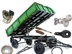 Запчасти2ПТС-4 тракторного прицепа