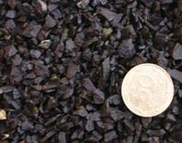 Грунт для аквариума Aquarium Plus (Аквариум Плюс) базальт черный 5*8 мм, 10 кг