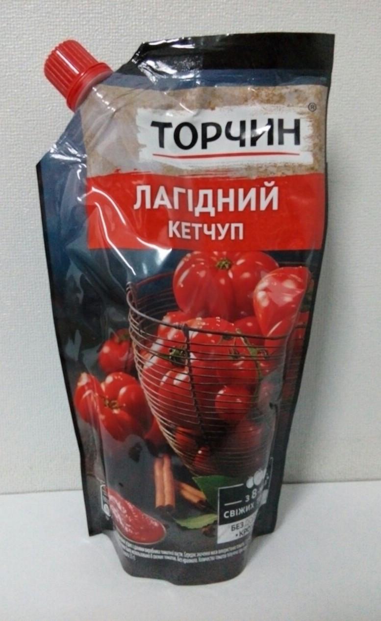 Кетчуп  Лагидный 270г Торчин