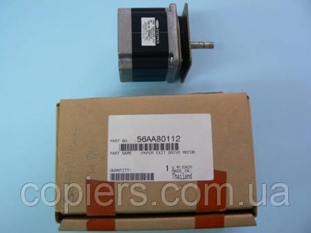 Paper Exit Drive Motor Konica Minolta Bizhub1200/1050/950/920/750, 56AA80112, оригинал