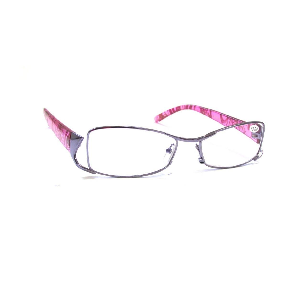 Жіночі окуляри з білої лінзою 2026