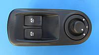 Блок, кнопки управления стеклоподьемниками  Nissan Primastar 2006-2014гг, фото 1