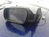 Зеркало заднего вида левое Mazda 6 GG 2002-2007г.в. комби баклажан, фото 3