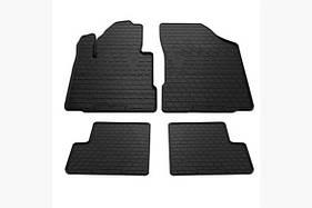 Резиновые коврики (4 шт, Stingray Premium) - GreatWall Hover 2011+ гг.