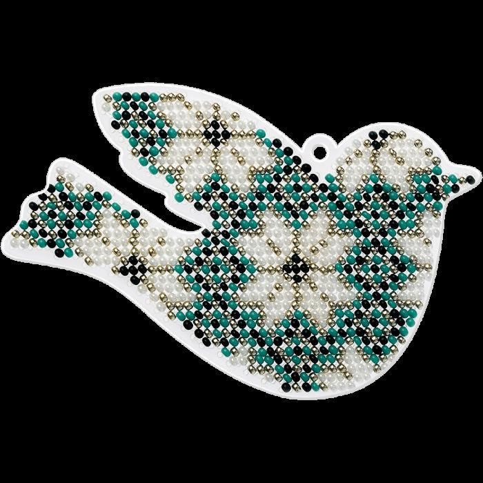 Набор для вышивания бисером на пластиковой основе FLPL-012