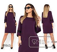 Вечернее женское платье ,батал р.48, 50, 52, 54 Фабрика Моды XL