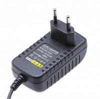Сетевое зарядное устройство 12V Планшеты. GPS 2A (Толстый штекер)