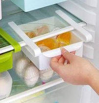 Підвісний органайзер для холодильника (білий)