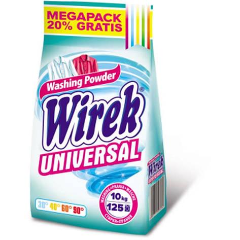 Пральний порошок ТМ Wirek Універсальний, 10 кг, фото 2